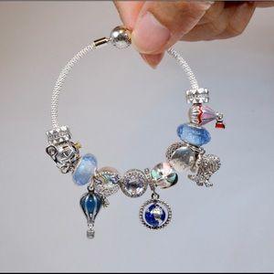 Pandora Travel Theme Bracelet